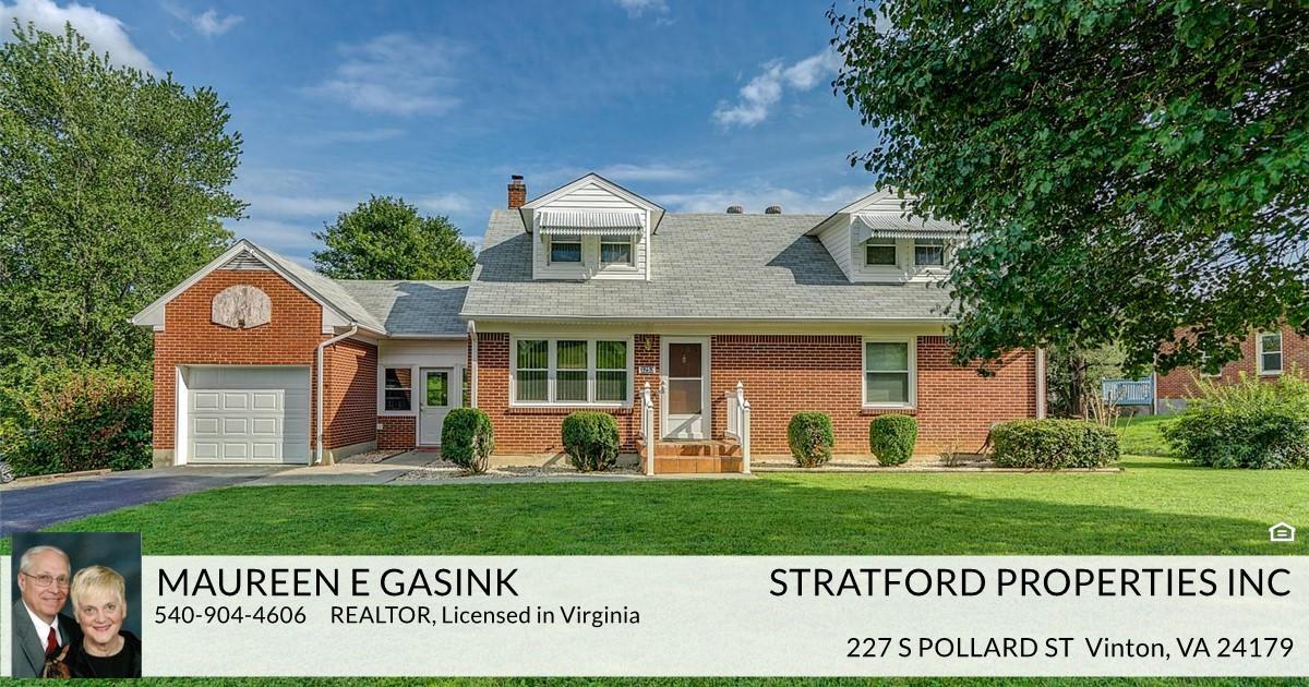 3253 Richard Ave NE, Roanoke, VA 24012